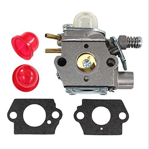 AISEN Carburateur pour Walbro WT-631-1 530071635 Poulan PL25 PT17 PT3000 TE450 PP110 PP113