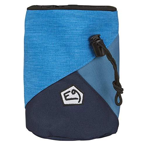E9 Zucca Chalkbag, Blue, OneSize
