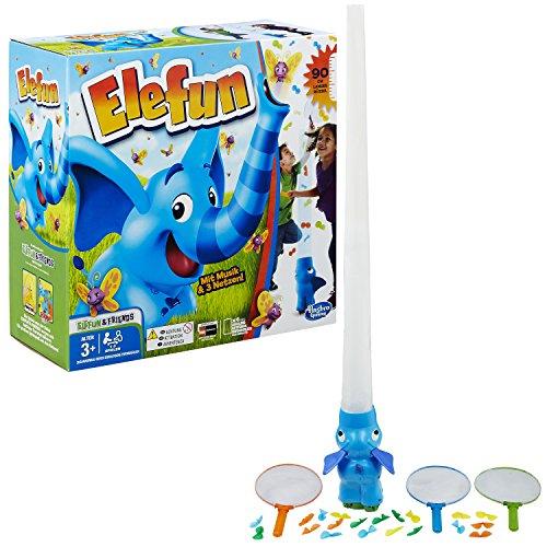 Hasbro Gaming–Elefun Multicolore