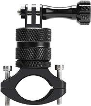 LiDCH - Soporte de Bicicleta para cámara GoPro Hero 7, 6, 5, 4, 3 +, 3, 2, 1, rotación de 360 Grados, Soporte de Manillar de Metal para SJCAM Canon, Nikon, Sony y Otras cámaras