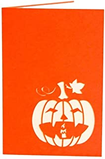 Sharon Church Scary Spooky 3D Halloween Greeting Card for Kids Halloween Themed Party