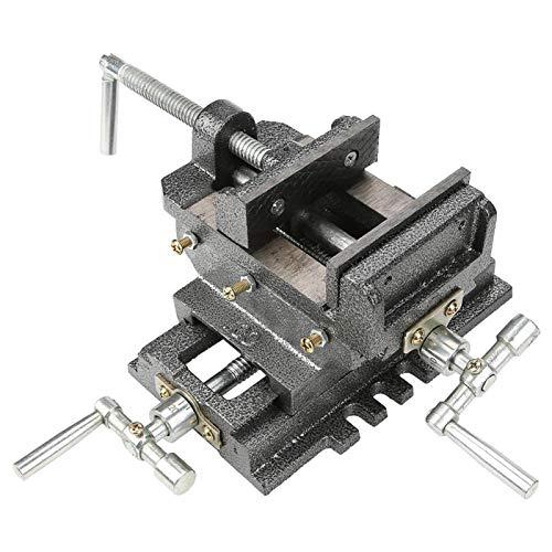 Prensa de taladro, herramienta de sujeción, prensa de taladro, tornillo de banco de 4 pulgadas para fresadora