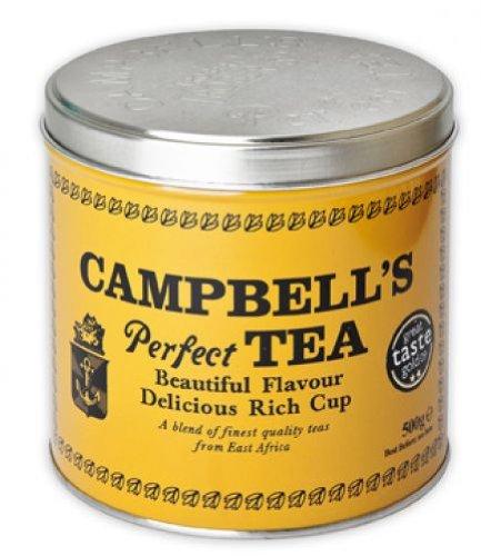 Campbell\'s Tea, schwarzer Tee, 500g