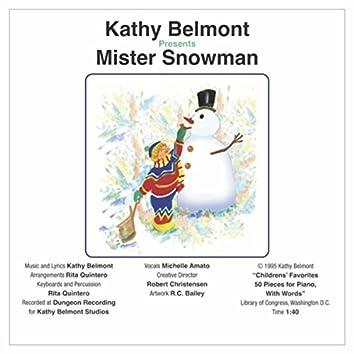 Mister Snowman (feat. Michelle Amato)