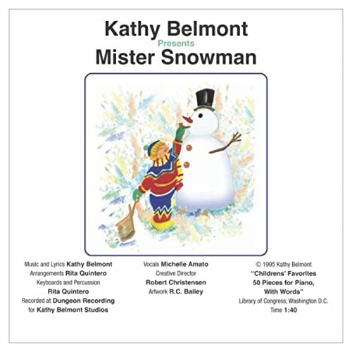 Kathy Belmont feat. Michelle Amato