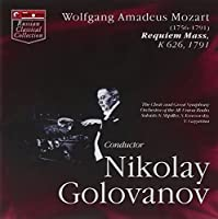 Mozart: Requiem Mass by Golovanov