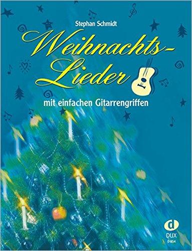 Weihnachtslieder mit einfachen Gitarrengriffen: So macht Singen und Musizieren zu Weihnachten Spaß.