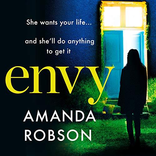Envy Audiobook By Amanda Robson cover art