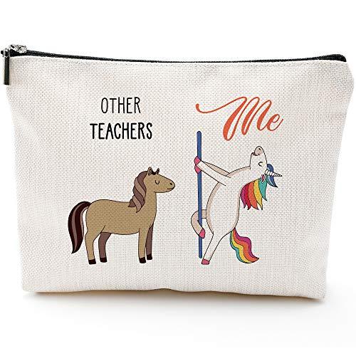 Funny Makeup Bag for Teacher