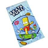 The Simpsons Simpsons Strandtuch Bart Simpson