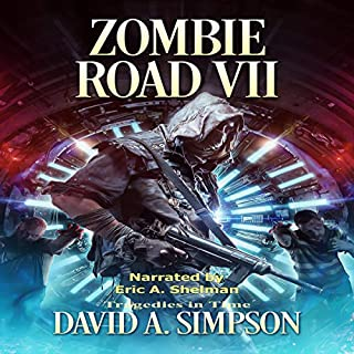 Zombie Road VII cover art
