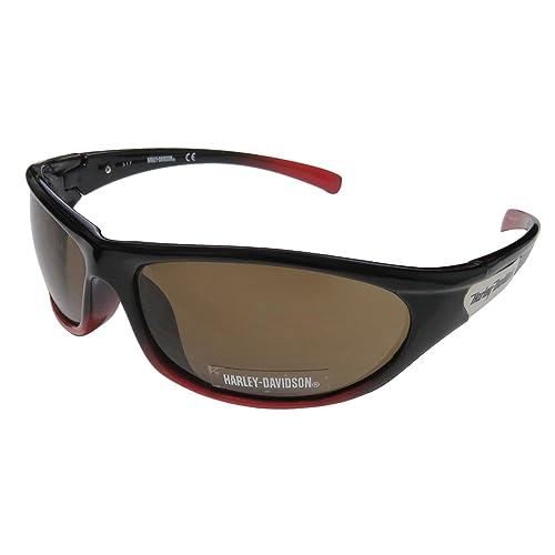 050f8b8339 Harley Davidson Men s Black to Red Fade Sunglasses ...