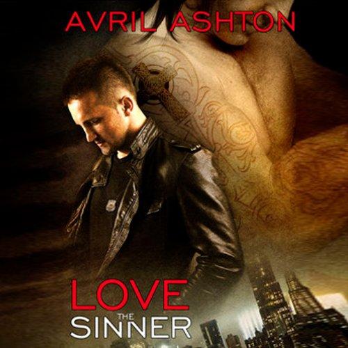 Love the Sinner audiobook cover art