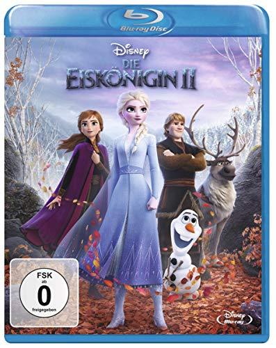 Die Eiskönigin 2 (Blu-ray)