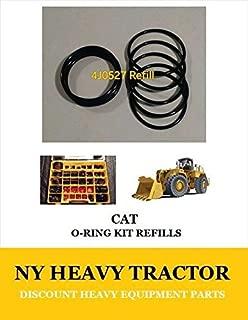 Caterpillar 4J0527 4J-0527 Seal O Ring Set Of 10 New Replacement For Caterpillar 4C4782