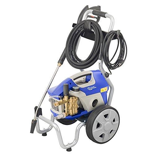 AR BLUE CLEAN 613K Idropulitrice ad Alta Pressione Professionale, Motore a Induzione (2500 W, 150 bar, 500 l/h), Blu / Grigio