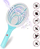 Best Electronic Bug Swatters - Electronic Fly Swatter 3000 Volt Mosquito Killer Bee Review