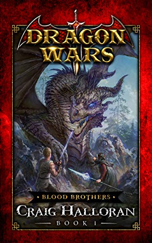 An evil breed of dragons rise to power. Two runaways with nowhere left to hide. Will they discover their true destiny on a dangerous quest for a legendary treasure? <em>Blood Brothers: Dragon Wars Book 1</em> by Craig Halloran