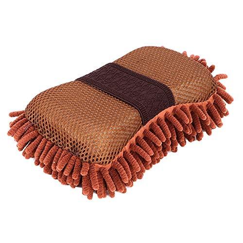 Autowasborstel Ultrafijne vezel Chenille Autowashandschoen Microfiber Onderhoudstool voor het reinigen van auto's, glazen vloeren, badkamers, meubels, keuken