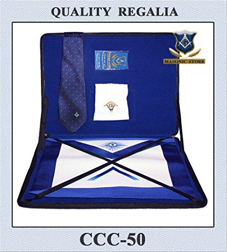 Masonic Hard Case (Empty Case Without Any Item Included)