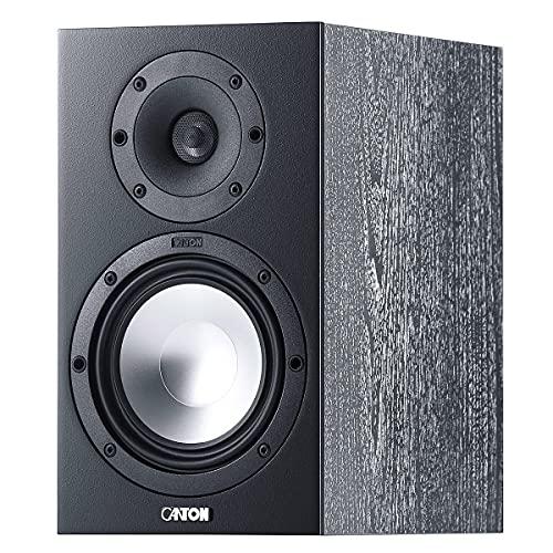 Canton GLE 426.2 70W Schwarz Lautsprecher