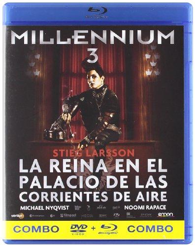 Millennium 3 : La reina en el palacio de las corrientes de aire [Blu-ray]