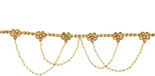 Anuradha Art Gold Metal Belly Chain For Women & Girls