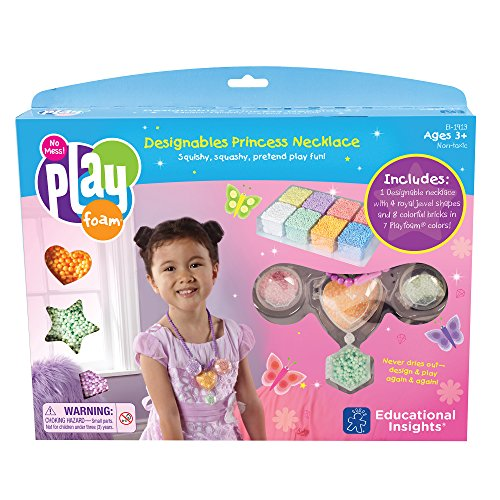 Educational Insights Playfoam Playtime Designables Necklace