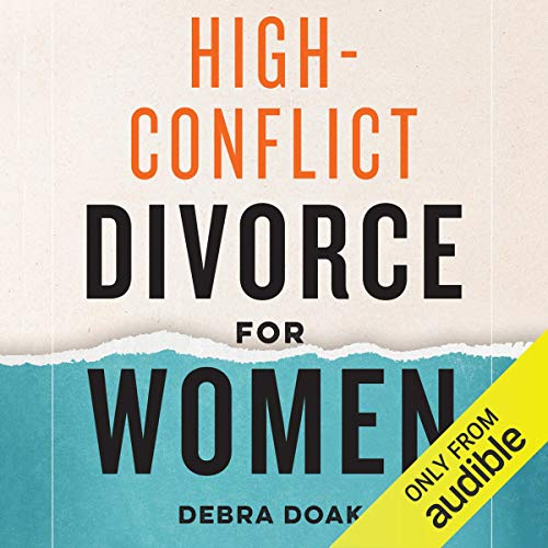 High-Conflict Divorce for Women  By  cover art