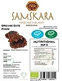 Pasta de Datiles BIO Ecológica 1 kg | Pasta Fruto Seco | Date Paste | para reposteria Vegana/Crudi/ Tartas/ Barritas/ Batidos | Samskara food for thought