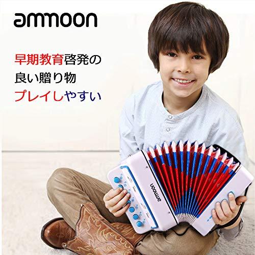 ammoon『ミニアコーディオン』