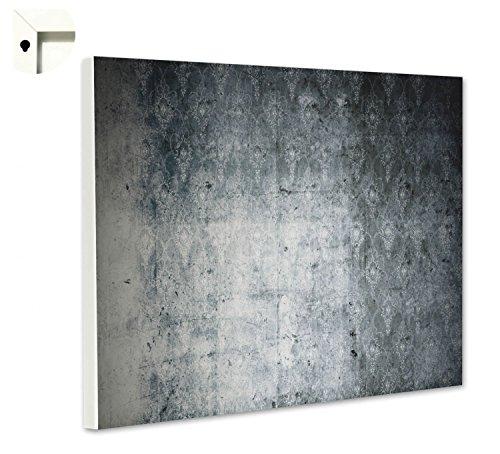 Magneetbord prikbord motief motief Lost Places behang oud 100 x 80 cm