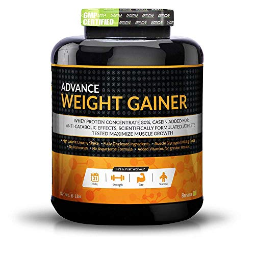 Advance Nutratech Advance Weight Gainer - 2.7 kg (Banana)