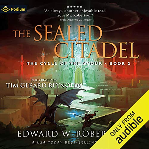 The Sealed Citadel cover art