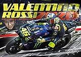 Valentino Rossi 2020 Calendar - MotoGP: Star of MotoGP