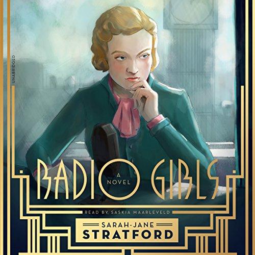 Radio Girls audiobook cover art