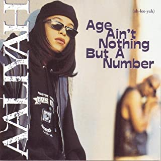 Age Ain't Nothing But a Number by Aaliyah [Music CD]