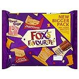 Fox's Die Besten Biscuits - 400g x 2 Doppelpack -