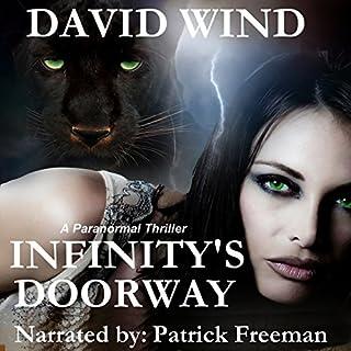 Infinity's Doorway audiobook cover art