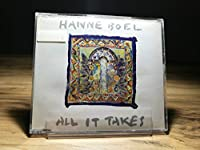 All it takes [Single-CD]