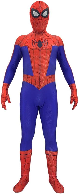 Felices compras NDHSH Spiderman Paralelo Universo Universo Universo Niño Adulto Disfraz Disfraz Mono Traje CosJugar Fiesta de Halloween Festival Masquerade,Adult-XXL  100% precio garantizado