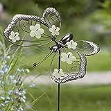 Smart Solar 5030131 BALIZA Decorativa Mariposa