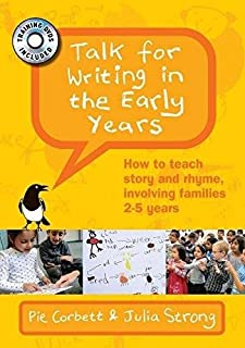 Talk for Writing in the Early Years + DV