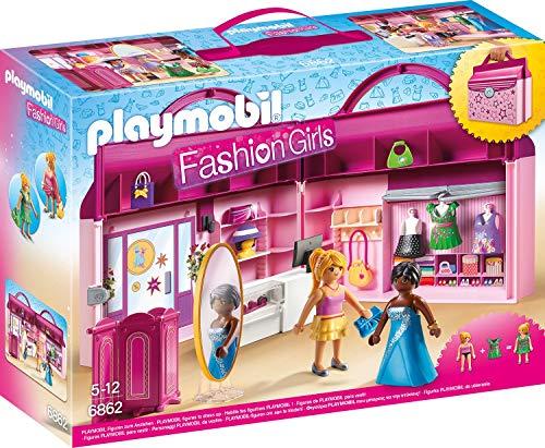 Playmobil Tienda de Moda 6862 Playset Multicolor
