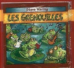 Les Grenouilles by Steve Waring