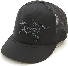 [ARC'TERYX(アークテリクス)] メッシュキャップ メンズ 帽子 ARC'TERYX バードロゴ 23968 ブラック [並行輸入品]