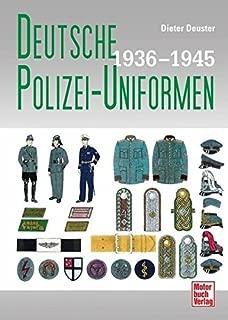 Deutsche Polizei-Uniformen: 1936-1945