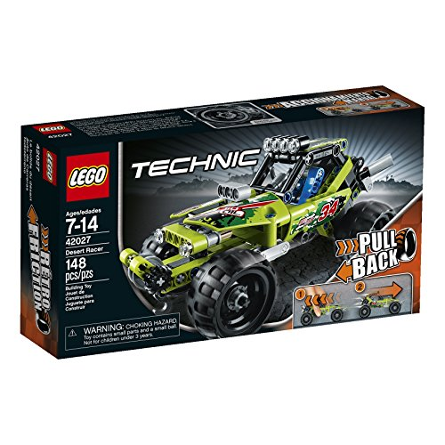 LEGO Technic 42027 Desert Racer Model Kit