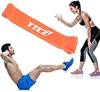 Resistance Band Exercise Elastic Tension Belt Fitness Rubber Loop Stretch Yogal7