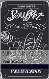 Buffet sin gluten: Panificados (Recetas)